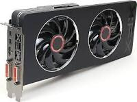 selling two  AMD Radeon R9 280X Black Double Dissipation Edition