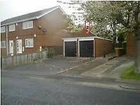 Garage for let, available from May