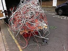 Scrap Metal/Rubbish collection 7days pay cash: COOPER,BRASS,CABLE,LEAD, all LONDON