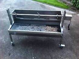 $80 rotisserie  spit hire Banyo Brisbane North East Preview