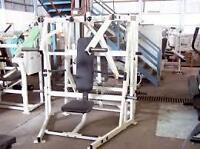 Équipements de gym qualité commercial