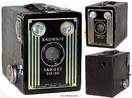 Appareil photo de Kodak Co. Limited – Brownie Target Six-20