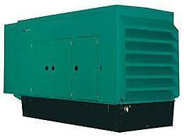 Cummins Power / Onan 350 KW Stand By Generator, 600 Volts, Only 100 Hours, Model #:  DFCC-4489965