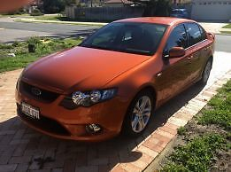 2011 Ford Falcon XR6 FG **12 MONTH WARRANTY** West Perth Perth City Area Preview
