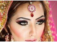 COMPLIMENTARY BRIDAL MAKEUP