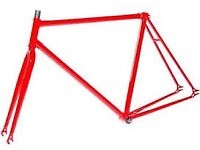 Fixie/singlespeed framed wanted !!