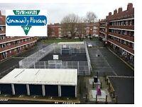 Affordable residential estate parking in Bethnal Green & Hackney