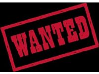 ****CHEST FREEZER WANTED****