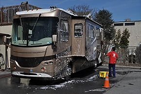 RV'S CAMPERS AND TRAILERS DETAILERS =TRUCKS=CARS= BOATS