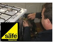 £44.99 COOKER install + CERTIFICATE -- gas safe engineer plumber heating connect corgi fitting