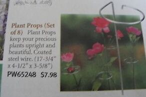 NEW plant props and protectors and tools Peterborough Peterborough Area image 1