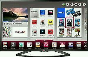 "LG 47"" LED smart wifi built USB MEDIA PLAYER HD FREEVIEW and freesat full hd 1080p ."