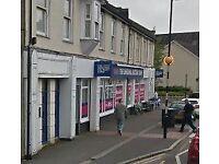 2 Bedroom First Floor Flat in St Teilo Street, Pontarddulais, Swansea, SA4 8ST