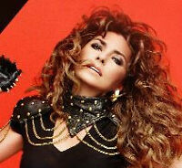 2 tickets to Shania Twain - Sat., June 27/15 - SAVE $50!