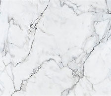 New Bathroom worktop for £26-50 - Bushboard Nuance in Calacatta Marble