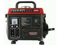 Petrol generater