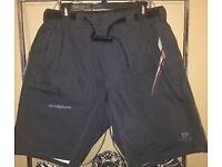 2 pairs henri lloyd sailing shorts