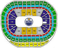 Edmonton Oilers vs Montreal Canadians - Oct 29 Sec 229 Row 27