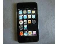 Ipod touch 3rd generation 32gb or swap for 6th or 7th gen nano 16gb and cash