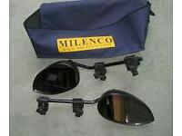 Milenco Aero Towing mirrors