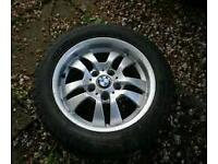 Bmw deep dish alloys 16 inch