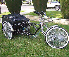 IM LOOKING FOR LOWRIDER BIKES/PARTS