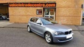 57 BMW 1 SERIES 1.6 5DR GREY 55,000 MILES