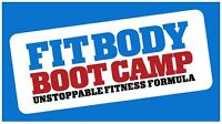 Unlimited Boot Camp Sessions w/Personal Trainer
