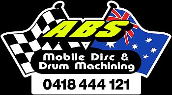 Mobile Brake Repairs | ABS Mobile Disc Machining