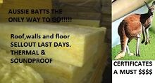 Insulation Batts Glasswool Roof, Walls, floor Thermal/Accoustic Sydney City Inner Sydney Preview