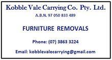 Kobble Vale Carrying Co. Pty. Ltd. Aspley Brisbane North East Preview