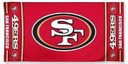 49ers Towel