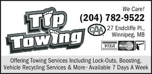 Towing, Boosting, lock out and tire Service