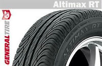 General Tire Altimax RT P225/60R17 - SPECIAL SALE
