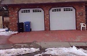 Garage Door Sales and Services