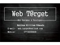 Web Target Web Developer