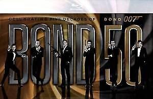 James Bond Blu Ray