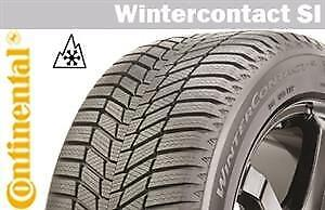 CONTINENTAL WINTERCONTACT SI----WINTER/SNOW TIRE SALE----$65 MAIL IN REBATE