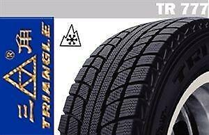 275-55-20 AND 275-60-20 TRIANGLE WINTER TIRES ONLY 899/999 INSTALLED