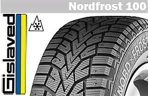 Winter Tires - Gislaved NORD FROST 100 - 245/40 R18 - AUDI S4 A4
