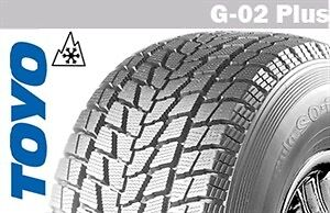 4 Toyo Observe G-02 Winter Tires For Sale