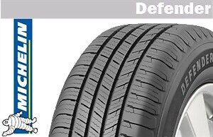 Michelin Defender Tires on Wheels 205/65/R15