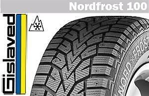 """205/65R15 new Honda civic (except SI) winter package Gislaved nord frost 100 """" Continental produce line """""""