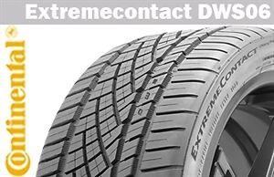 CONTINENTAL EXTREMECONTACT DWS06  all season tire special