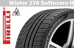 (winter) PIRELLI 255/35r19 W-270 SOTTOZERO II --------------- 50% OFF