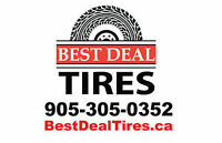 215/75R16 x4 Used Goodyear Wrangler ST $360 (60-95%) installed