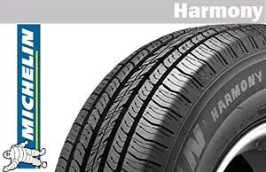 Michelin Harmony set of 4 - size 185 70R14 87S M+S