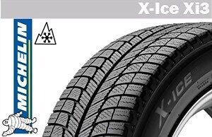 USED Michelin winter tires X-Ice XI3 in 235 50/R18
