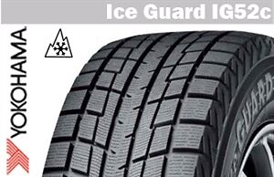 YOKOHAMA ICE GUARD IG52C---WINTER/SNOW TIRE SALE----$70 MAIL IN REBATE!