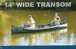 Sportspal 14ft Wide Transoms 56lbs Holds 900 lbs-last 2!!
